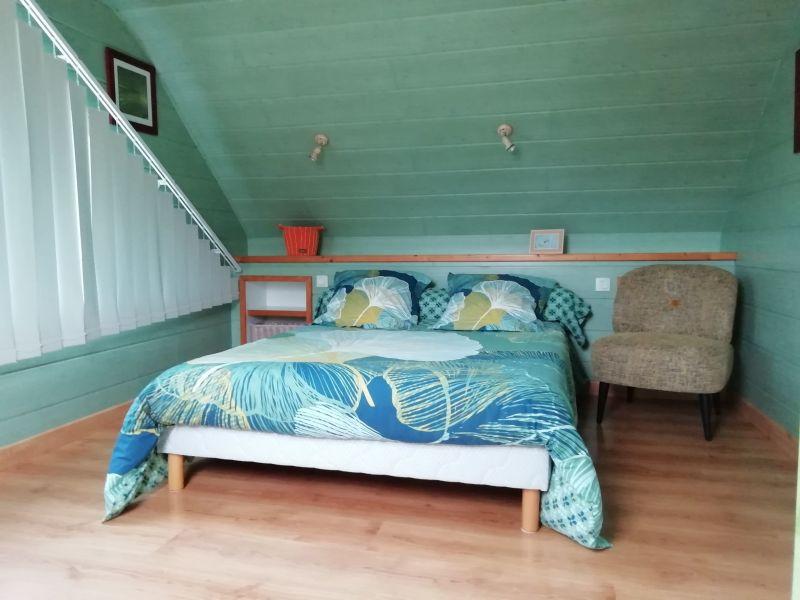 dormitorio 1 Alquiler Casa rural 13634 Morlaix