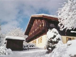 Vistas exteriores del alojamiento Alquiler Chalet 1405 Chamonix Mont-Blanc