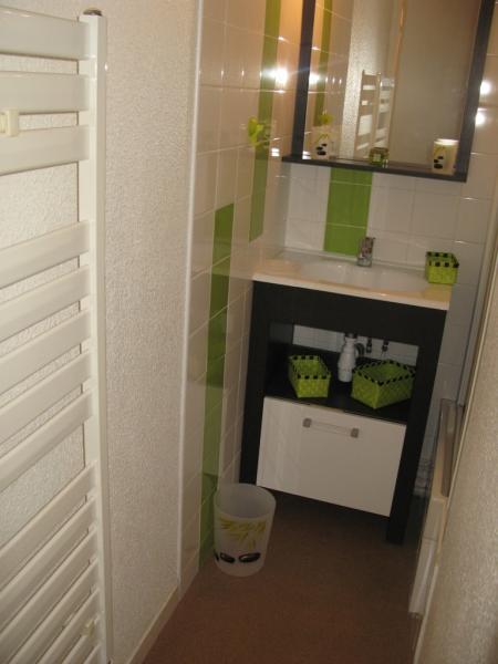 cuarto de baño Alquiler Apartamento 1408 Les Houches
