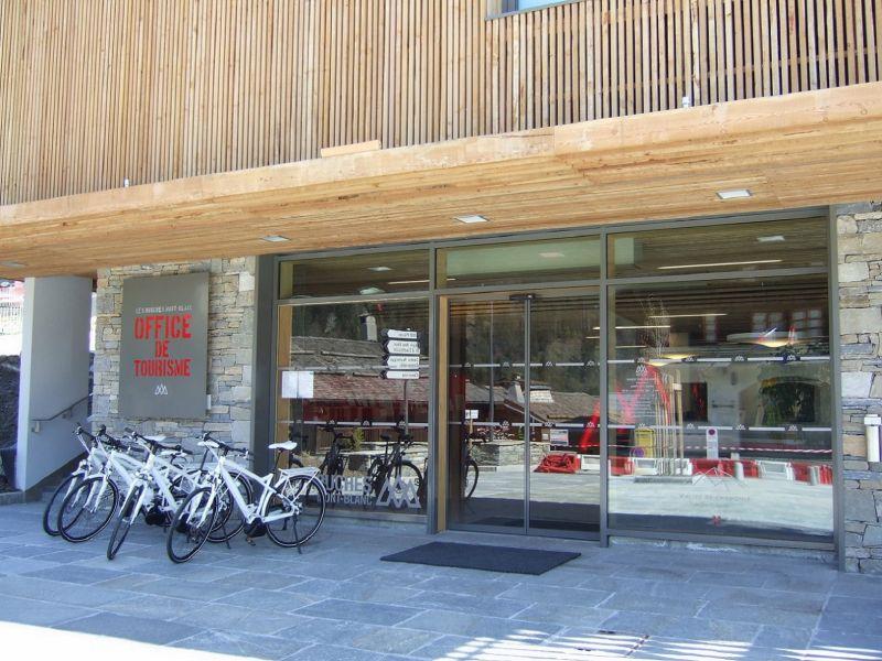 Vistas exteriores del alojamiento Alquiler Estudio 1409 Les Houches