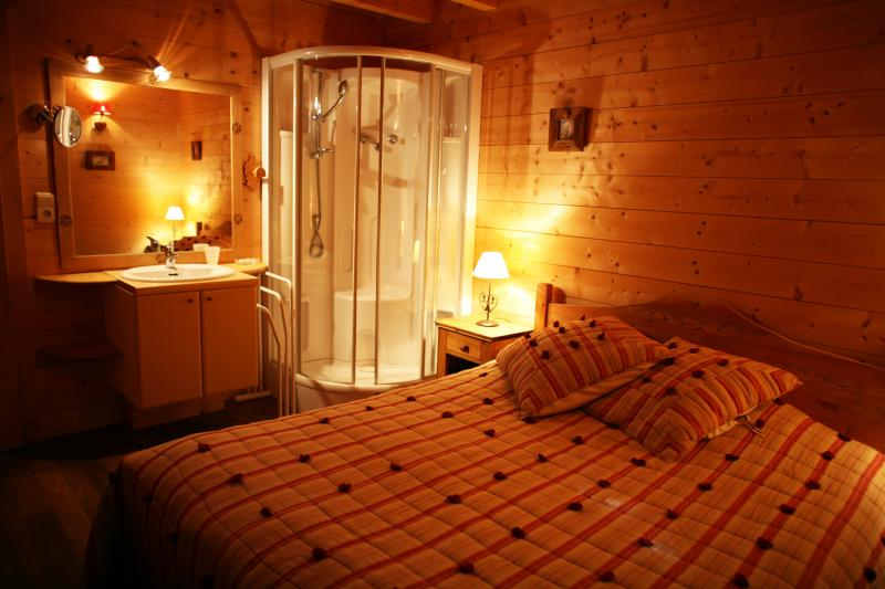 dormitorio 3 Alquiler Chalet 1412 Chamonix Mont-Blanc