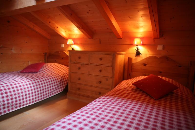 dormitorio 4 Alquiler Chalet 1412 Chamonix Mont-Blanc