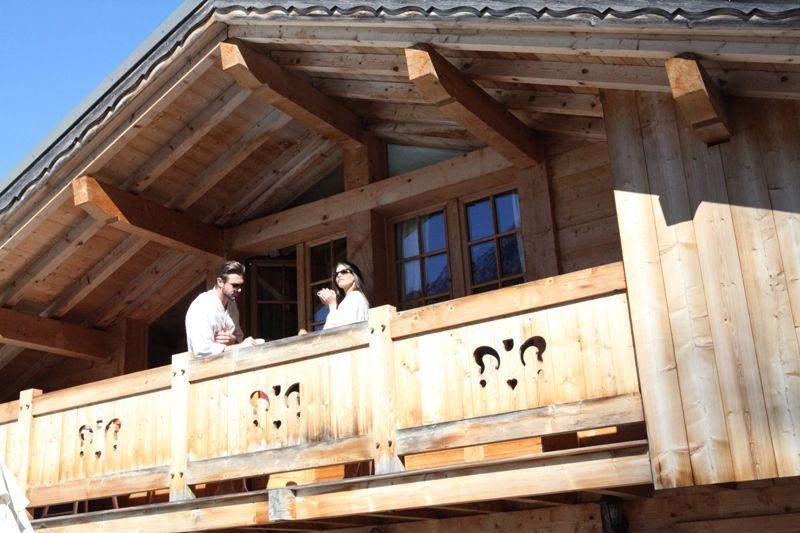 Balcón Alquiler Chalet 1412 Chamonix Mont-Blanc