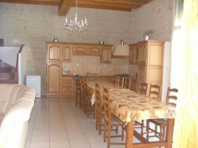 Comedor Alquiler Casa rural 14481 Cognac