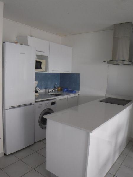Kitchenette Alquiler Apartamento 14725 Sainte Anne (Guadalupe)