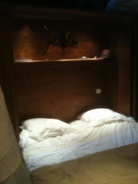 dormitorio Alquiler Apartamento 148 Les Arcs