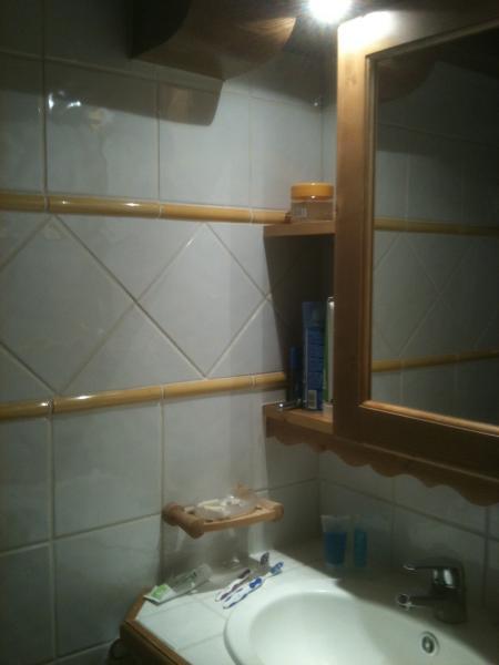 cuarto de baño Alquiler Apartamento 148 Les Arcs