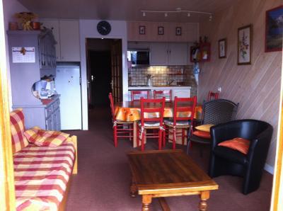 Sala de estar Alquiler Apartamento 15099 Auris en Oisans