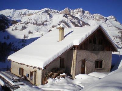 Vistas exteriores del alojamiento Alquiler Chalet 1575 Molines Saint-V�ran