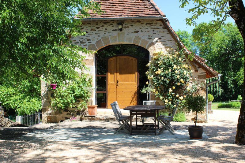 Entrada Alquiler Casa rural 15792 Rocamadour