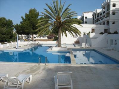Vistas exteriores del alojamiento Alquiler Apartamento 15805 Ibiza