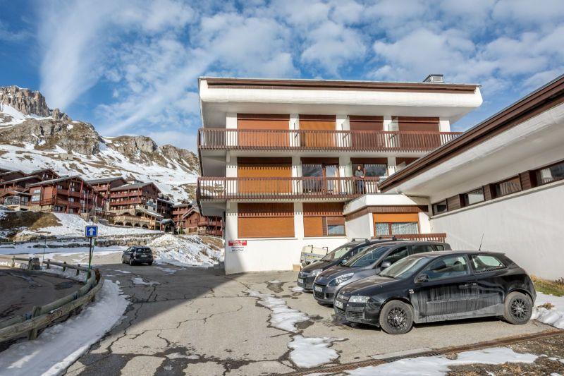 Vistas exteriores del alojamiento Alquiler Estudio 16043 Tignes