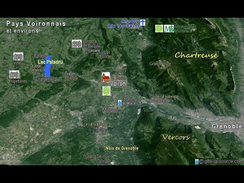 Otras vistas Alquiler Casa rural 16078 Grenoble