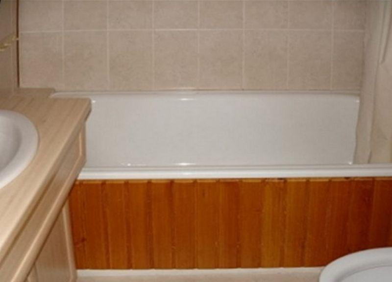 cuarto de baño Alquiler Estudio 1615 Les Menuires