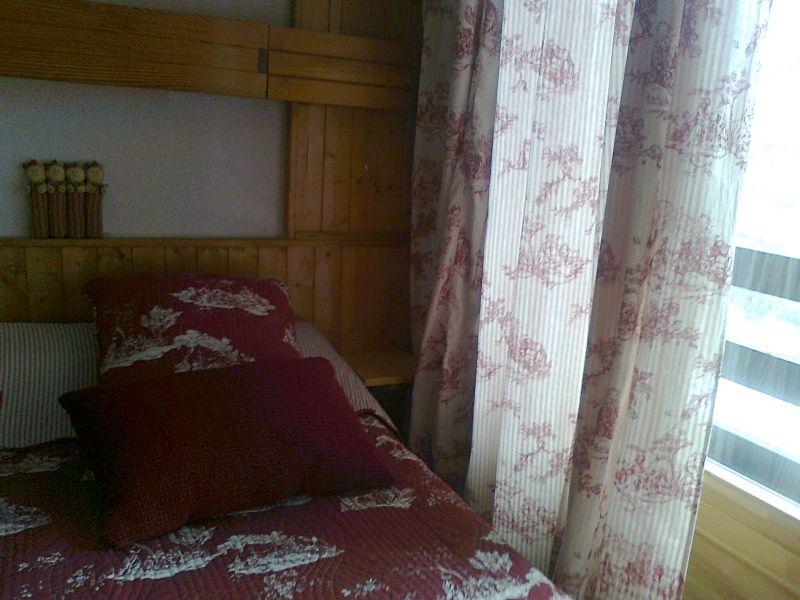 dormitorio Alquiler Apartamento 1629 Les Menuires