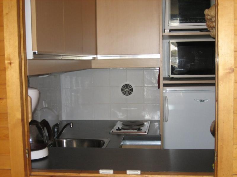 Cocina independiente Alquiler Apartamento 1629 Les Menuires