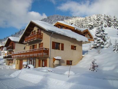 Vistas exteriores del alojamiento Alquiler Estudio 16363 Montgenevre