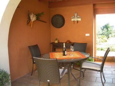 Patio Alquiler Casa rural 17009 Barcelona