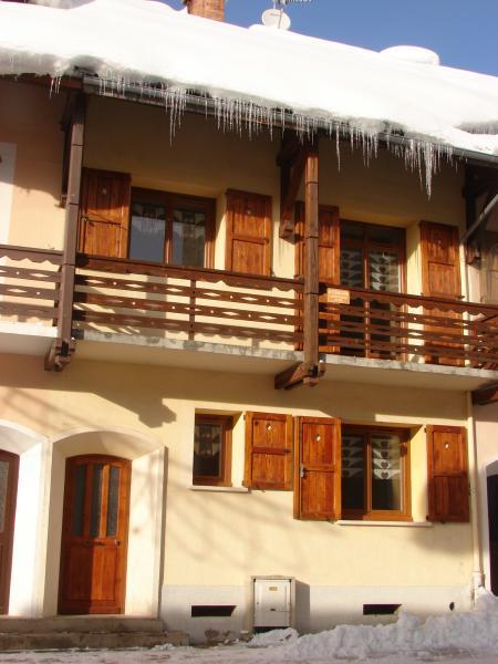 Vistas exteriores del alojamiento Alquiler Casa 17180 Montgenevre