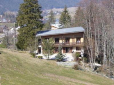 Vistas exteriores del alojamiento Alquiler Casa rural 19078 Villard de Lans - Corren�on en Vercors