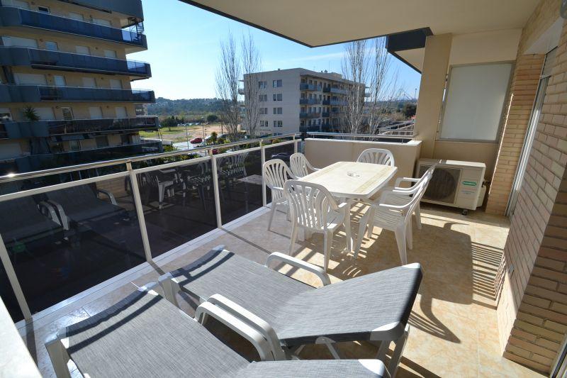 Terraza Alquiler Apartamento 19681 La Pineda