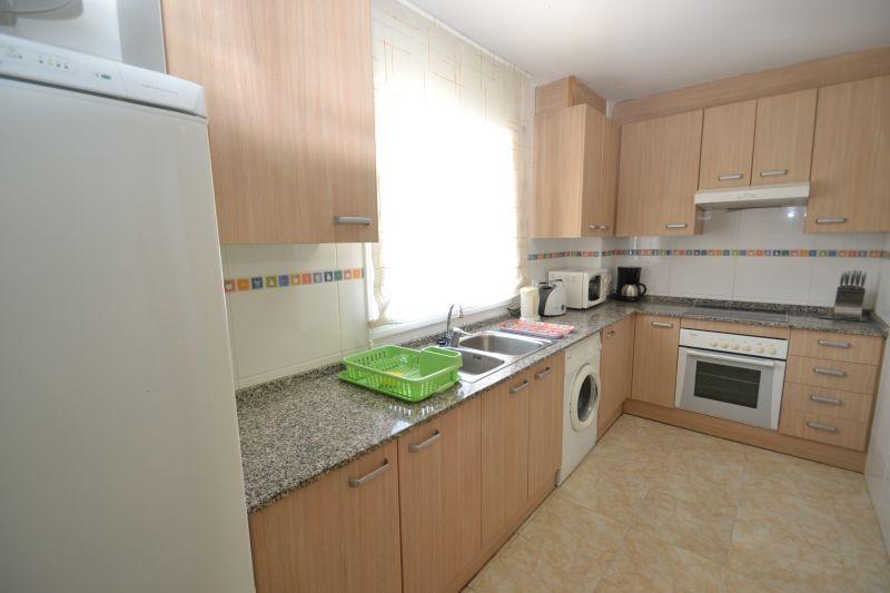 Cocina independiente Alquiler Apartamento 19681 La Pineda