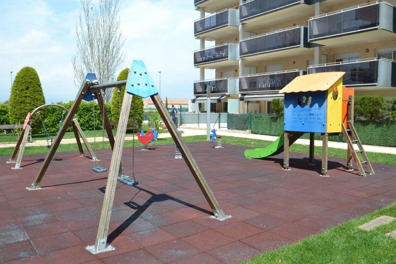 Jardín Alquiler Apartamento 19681 La Pineda