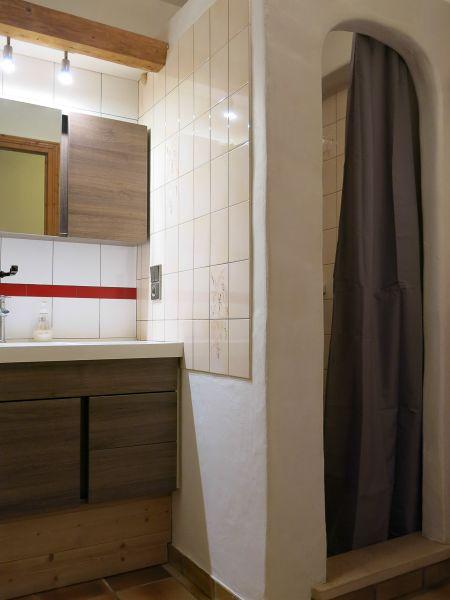 cuarto de baño Alquiler Apartamento 19683 Megève