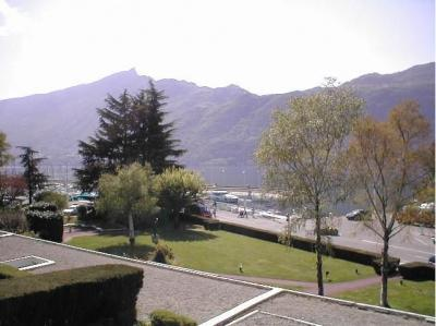 Vistas desde el balc�n Alquiler Estudio 20497 Aix Les Bains