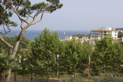 Vistas desde el balc�n Alquiler Apartamento 20611