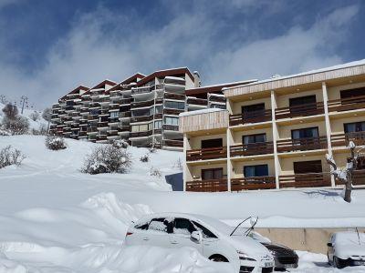 Vistas exteriores del alojamiento Alquiler Estudio 2073 Orci�res Merlette