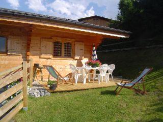 Vistas exteriores del alojamiento Alquiler Chalet 21894 Morzine