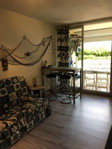 Sala de estar Alquiler Apartamento 22007 Narbonne plage