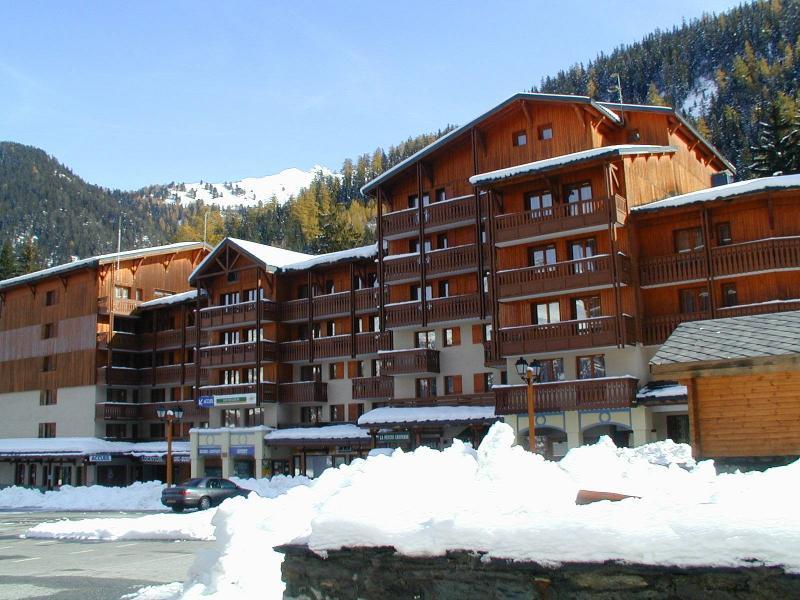 Vistas exteriores del alojamiento Alquiler Apartamento 22058 Valfréjus