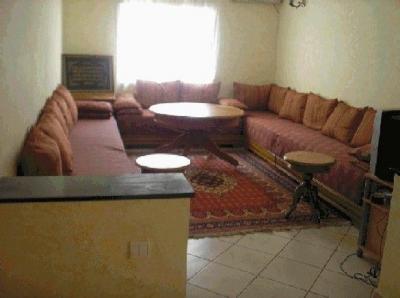 Salón Alquiler Apartamento 22477 Agadir