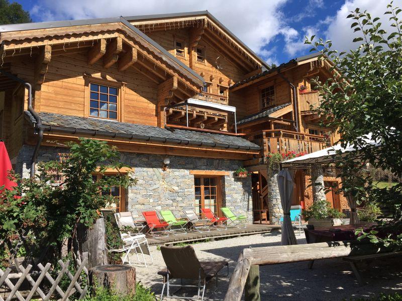Vistas exteriores del alojamiento Alquiler Chalet 2248 La Plagne