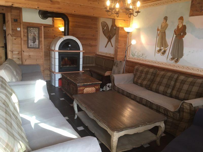 Sala de estar Alquiler Chalet 2248 La Plagne