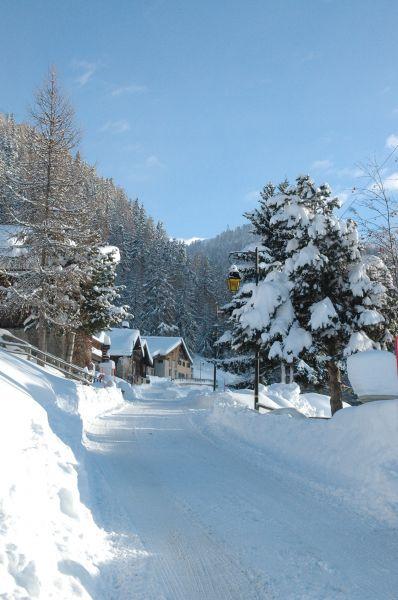 Vistas de las proximidades Alquiler Chalet 2248 La Plagne