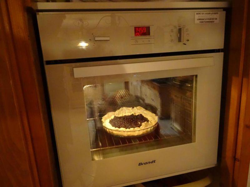 Cocina americana Alquiler Apartamento 2280 Pralognan la Vanoise