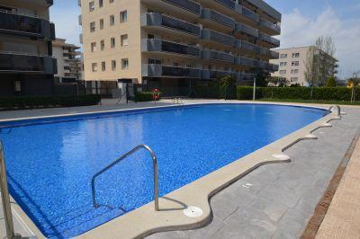 Piscina Alquiler Apartamento 22959 La Pineda