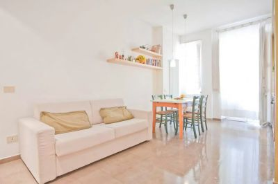 Sala de estar Alquiler Apartamento 26345 Roma