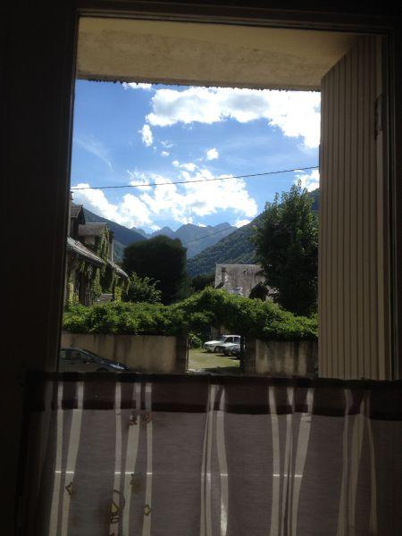 Vistas desde el alojamiento Alquiler Apartamento 26825 Bagnères-de-Luchon