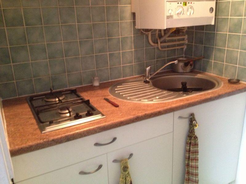 Kitchenette Alquiler Apartamento 26825 Bagnères-de-Luchon