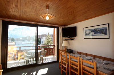 Sala de estar Alquiler Apartamento 26960 Les 2 Alpes