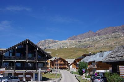 Vistas exteriores del alojamiento Alquiler Apartamento 27 Alpe d'Huez