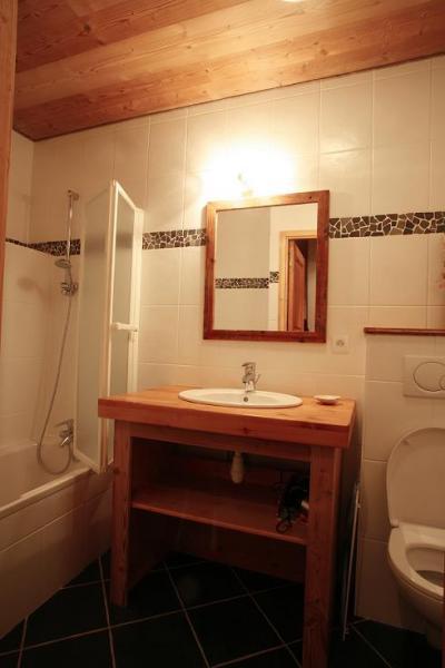 cuarto de baño Alquiler Apartamento 27146 Valloire