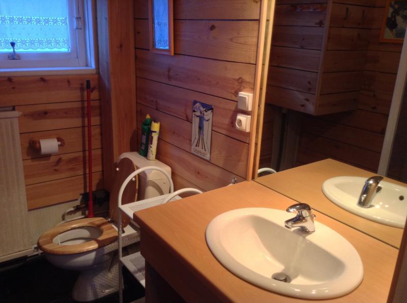 cuarto de baño Alquiler Apartamento 27347 La Mongie