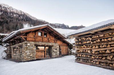 Alquiler Chalet 27606 Chamonix Mont-Blanc