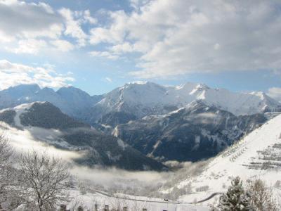 Vistas desde el balcón Alquiler Apartamento 27866 Alpe d'Huez