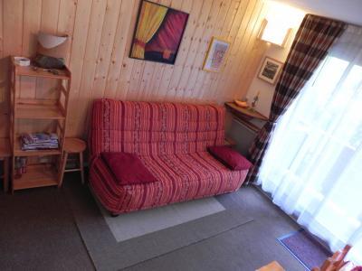 Sala de estar Alquiler Estudio 2795 Le Sauze